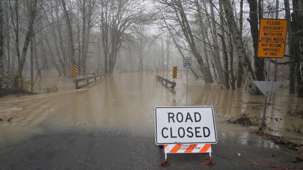 Flood zone area