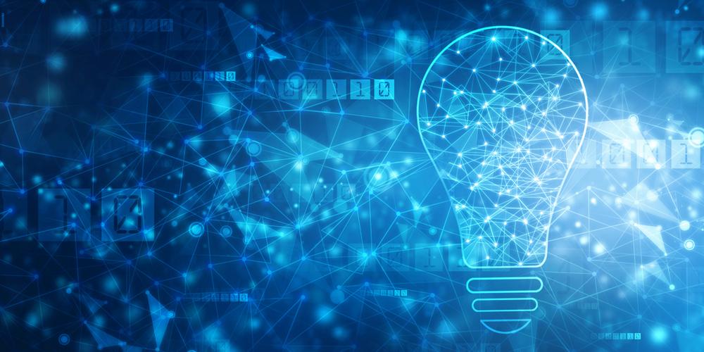 lightbulb innovations graphic